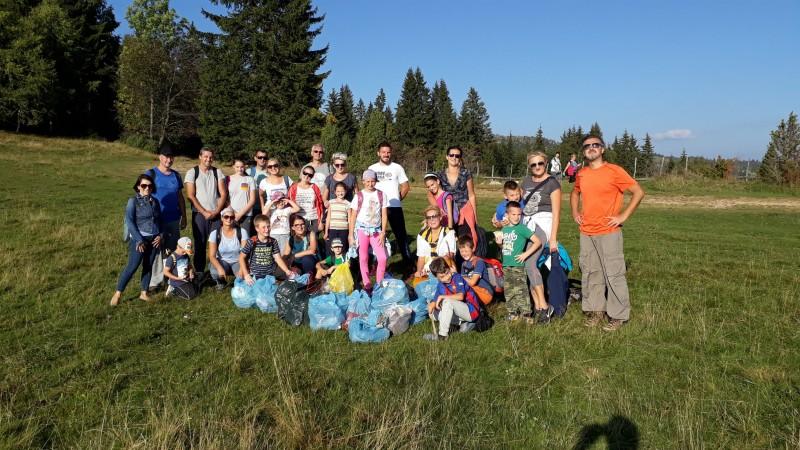 Planinarenje Crepoljsko sept 2018