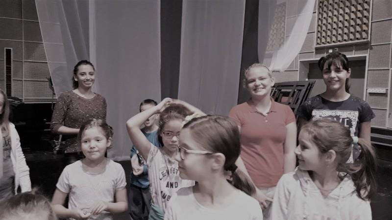 Snimanje u  studiju Esad Arnautalić 2018